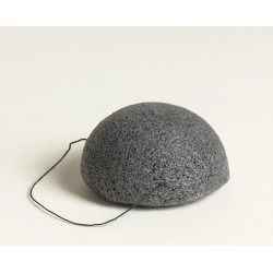 Charcoal Konjac Sponge found on Makeup Collection from Oliver Bonas Ltd for GBP 9.17