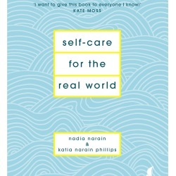 Self-Care for the Real World Book found on Makeup Collection from Oliver Bonas Ltd for GBP 18.53