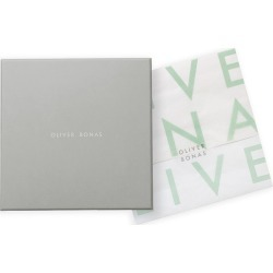 Wrap It Yourself Grey Gift Box & Tissue Paper Set Large found on Bargain Bro UK from Oliver Bonas Ltd