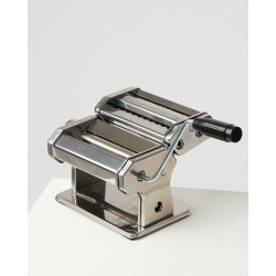 Stainless Steel Silver Pasta Machine found on Bargain Bro UK from Oliver Bonas Ltd