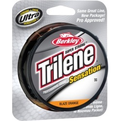 Berkley Trilene Sensation Monofilament Line found on Bargain Bro from Overton's for USD $9.11
