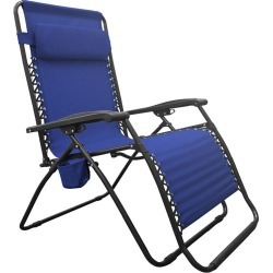 Infinity Big Boy Zero Gravity Chair, Blue