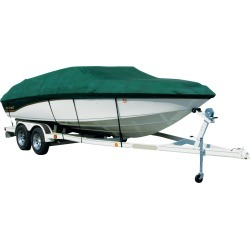 Covermate Sharkskin Plus Exact-Fit Cover for Boston Whaler Super Sport 15 Super Sport 15 Limited. Forest Green found on Bargain Bro from Overton's for USD $234.83
