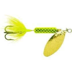 Worden's Rooster Tail, 1/8 oz.