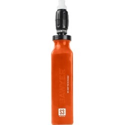 Sawyer Foam Water Filter and 20-oz. Orange Bottle found on Bargain Bro India from Overton's for $56.97