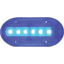 T-H Marine High-Intensity Underwater Light, Blue