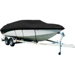 Covermate Sharkskin Plus Exact-Fit Cover for Lund 17 Mr Pike Dc 17 Mr Pike Dual Console O/B. Black found on Bargain Bro from Overton's for USD $227.23