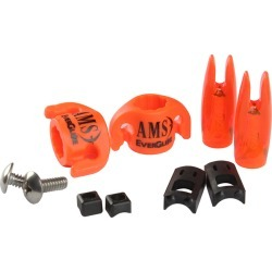 AMS Bowfishing EverGlide Safety Slides for 5/16