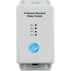 4 Channel Receiver Relay Output