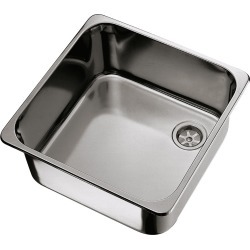 Ambassador Marine Rectangle Stainless Steel Sink