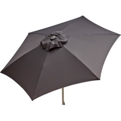 Graphite Grey 8.5 ft Market Umbrella found on Bargain Bro India from Overton's for $138.42