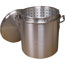 King Kooker Aluminum Pot, 80 Qt.