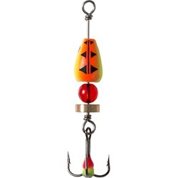 Clam Time Bomb Spoon Ice Fishing Lure found on Bargain Bro from Overton's for USD $3.60