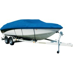 Covermate Sharkskin Plus Exact-Fit Cover for Polarkraft 168 Dc 168 Dc W/Port Minnkota Troll Mtr O/B. Blue found on Bargain Bro from Overton's for USD $240.91