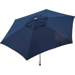 Navy 8.5 ft Market Umbrella found on Bargain Bro India from Overton's for $138.42