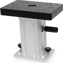 Aluminum Swivel Base Downrigger Pedestal, 6