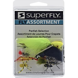 Superfly Panfish Selection found on Bargain Bro from Overton's for USD $9.68