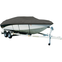 Covermate Sharkskin Plus Exact-Fit Cover for Reinell/Beachcraft 170 Mirage 170 Mirage I/O. Charcoal found on Bargain Bro from Overton's for USD $251.55