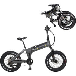 QuietKat 2019 Bandit 750W Electric Bike for Backcountry