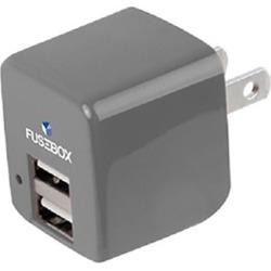 Fusebox Wall Charger, Single USB Port