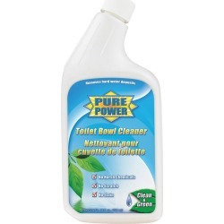 Pure Power Toilet Bowl Cleaner, 24 oz.