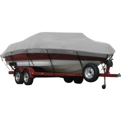 Exact Fit Covermate Sunbrella Boat Cover for Achilles Hb 340 Hb 340 O/B. Gray found on Bargain Bro Philippines from Overton's for $336.99