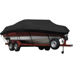 Exact Fit Covermate Sunbrella Boat Cover for Crownline 185 Ss 185 Ss W/Xtreme Tower. Black found on Bargain Bro Philippines from Overton's for $648.99
