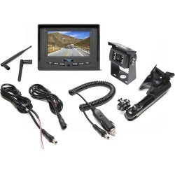 """RVS Systems Digital Wireless Backup Camera System with 5"""" LED Monitor"""