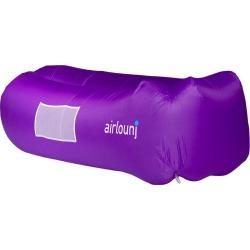 Airlounj Lounge Chair, Purple
