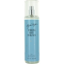 Elizabeth Taylor Sparkling white Diamonds (W) Body Mist Spr