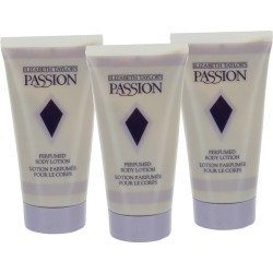 Elizabeth Taylor Passion (W) Body Lotion 1.7oz  3PK