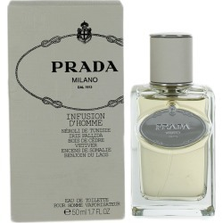 Prada Milano Infusion D'Homme (M) EDT Spray 1.7oz NIB found on Bargain Bro Philippines from palm beach perfumes for $257.99