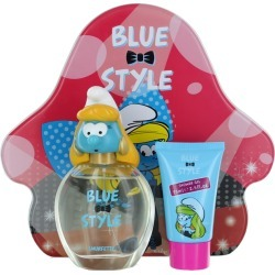 The Smurfs Blue Style Smurfette (K) Set: EDT + SG SW found on Bargain Bro India from palm beach perfumes for $21.76