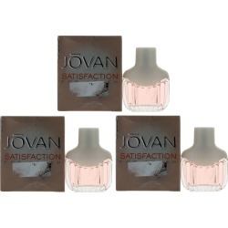 Jovan Satisfaction (W) EDT Spray 1oz DB 3pk