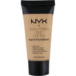 NYX Cosmetics Matte But Not Flat Liquid Foundation