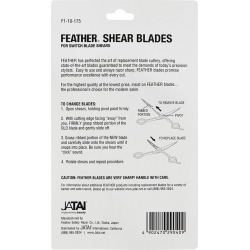 Jatai Feather Replacement Blades