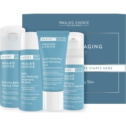 Paula's Choice Resist Anti-Aging Travel Kit Combination Oily - Breakouts found on Makeup Collection from Paula's Choice UK for GBP 41.46