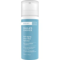 Paula's Choice Resist Anti-Aging Clear Skin Moisturiser - 50 ml - Breakouts found on Makeup Collection from Paula's Choice UK for GBP 36.01