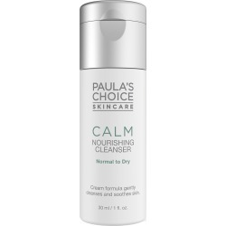 Paula's Choice Calm Nourishing Cream Cleanser - Travel size - 30 ml - Redness found on Makeup Collection from Paula's Choice UK for GBP 5.45