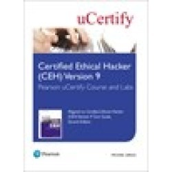 Certified Ethical Hacker (CEH) Version 9 Pearson uCertify Course and Labs Access Card