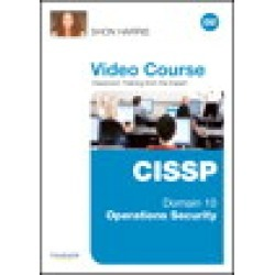 CISSP Video Course Domain 10 - Operations Security, Downloadable Version found on Bargain Bro Philippines from Inform It for $70.00