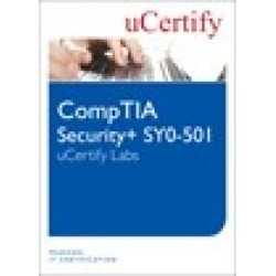 CompTIA Security+ SY0-501 uCertify Labs Student Access Card
