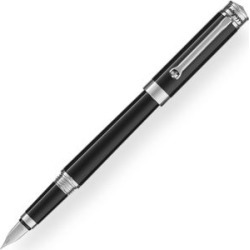 Montegrappa Parola Slim Black Fountain Pen found on Bargain Bro UK from The Pen Shop