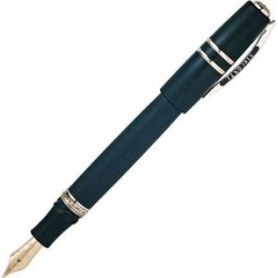 Visconti Homo Sapiens Basaltic Lava Bronze Over Fountain Pen found on Bargain Bro UK from The Pen Shop