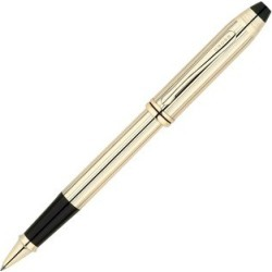 Cross Townsend 10ct Rolled Gold Rollerball found on Bargain Bro UK from The Pen Shop