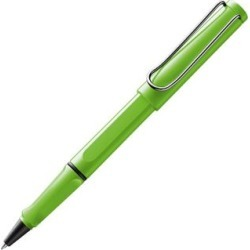 Lamy Safari Green Rollerball found on Bargain Bro UK from The Pen Shop