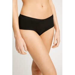 Low Rise Shorts in Black found on Bargain Bro UK from people tree ltd