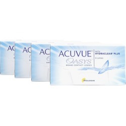 Acuvue Oasys 4-Box Weekly Contacts Acuvue
