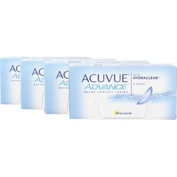 Acuvue Advance 4-Box Weekly Contacts Acuvue