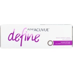 Acuvue Define Vivid Style with Lacreon Contact Lenses - 30 Pk